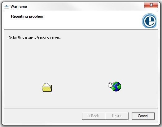 How to Submit a Crash Reports using the Evolution Engine